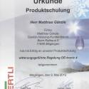 Produktschulung: witterungsgeführte Regelung OE-tronic 4