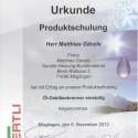 Produktschulung: Öl-Gebläsebrenner einstufig